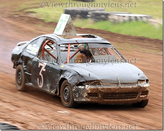 Barnum Spring Fever Days Oval Racing Photos Included